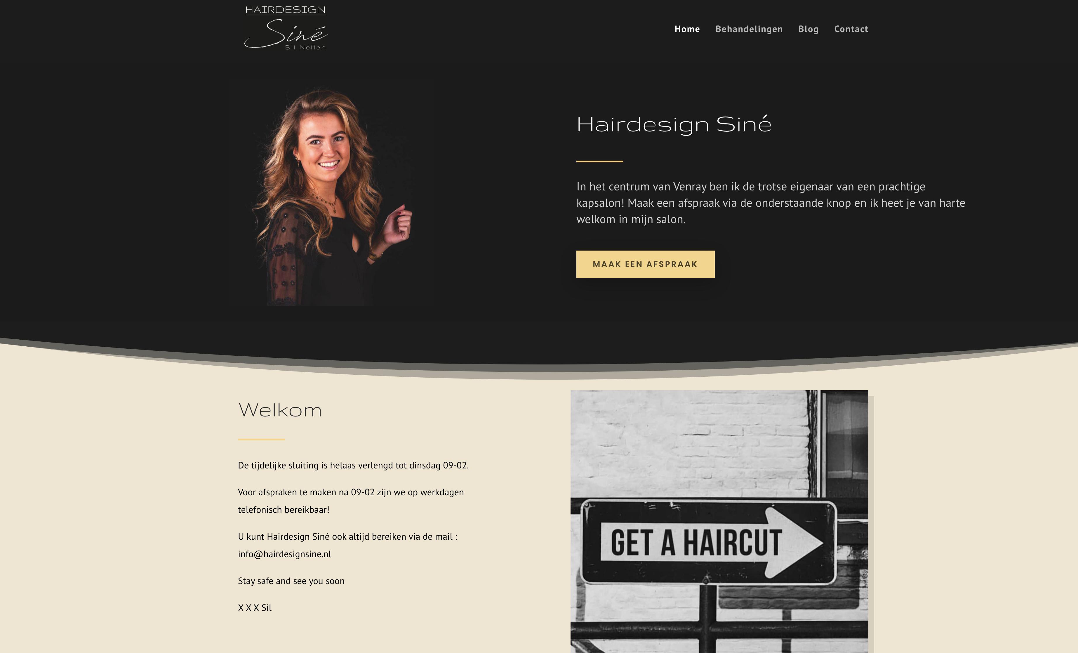 Hairdesign Sine